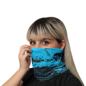 Fishing Neck Gaiter - Blue