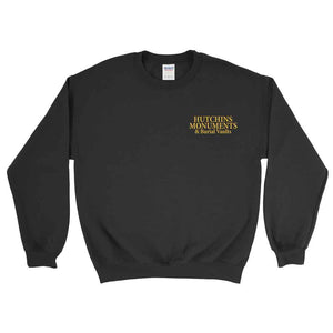 Gildan Heavy Blend Adult Crewneck Sweatshirt - Black