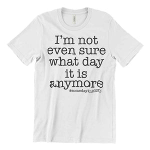 Someday In 2020 T-Shirt - Small