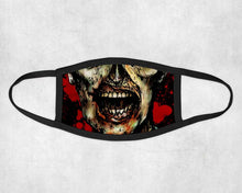 Load image into Gallery viewer, Custom Face Cover - Zombie Splatter
