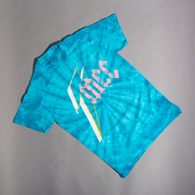 Vintage MCC Tie Dye T-Shirt (Collab with OTTEstyle)