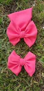 Grapefruit Bow