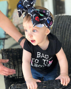 Bad to The Bone Top