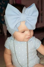 Load image into Gallery viewer, Baby Blue Bow