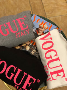 Sweatshirt VOGUE