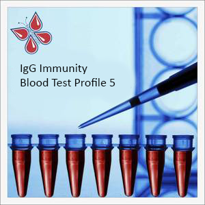 IgG Immunity Blood Test Profile 5