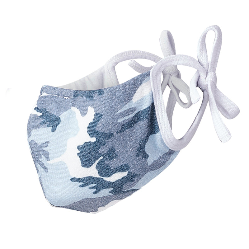 Reusable Face Masks Camo StoneFlowers