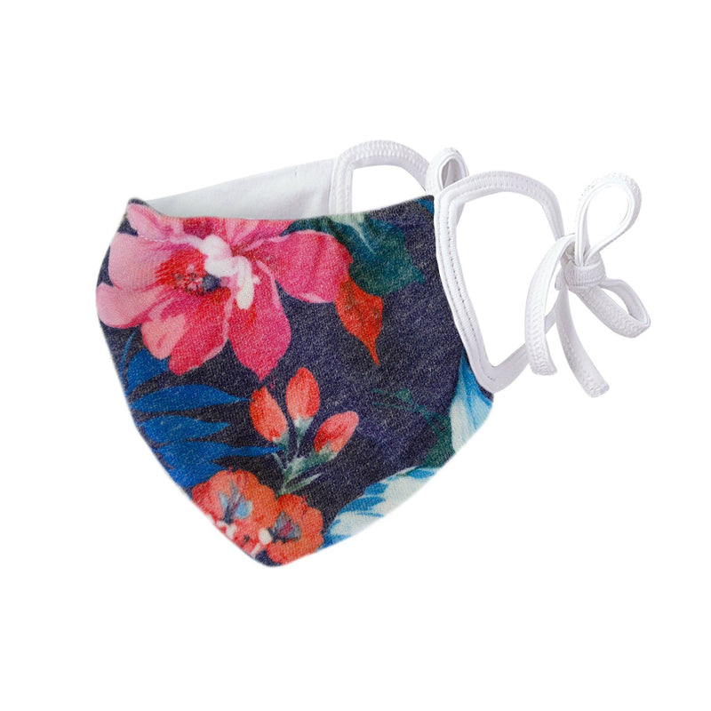 Reusable Face Masks Floral StoneFlowers