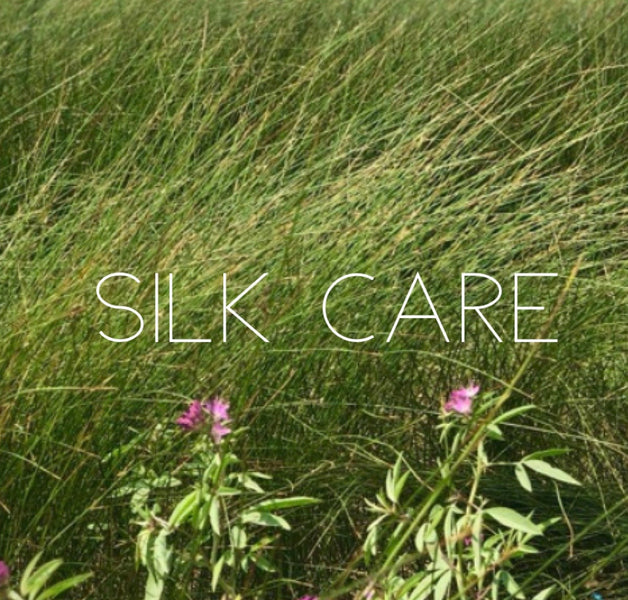How to to care for silk garments