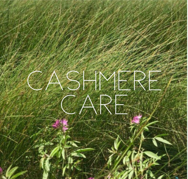 How to care for cashmere garments