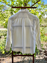 Load image into Gallery viewer, Vintage Casual Corner 100% Silk Shirt Size 6