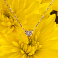 Load image into Gallery viewer, Dainty Heart Necklace