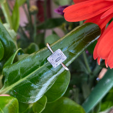 Load image into Gallery viewer, Emerald Cut Diamond Shaped Mosaic Ring