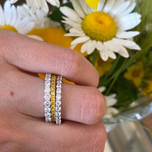 Load image into Gallery viewer, Natural Yellow Diamond Ring