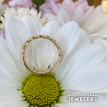 Load image into Gallery viewer, Custom Diamond Petals Ring