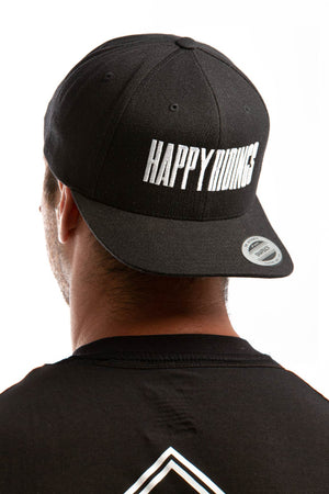 Happy Ridings Snapback