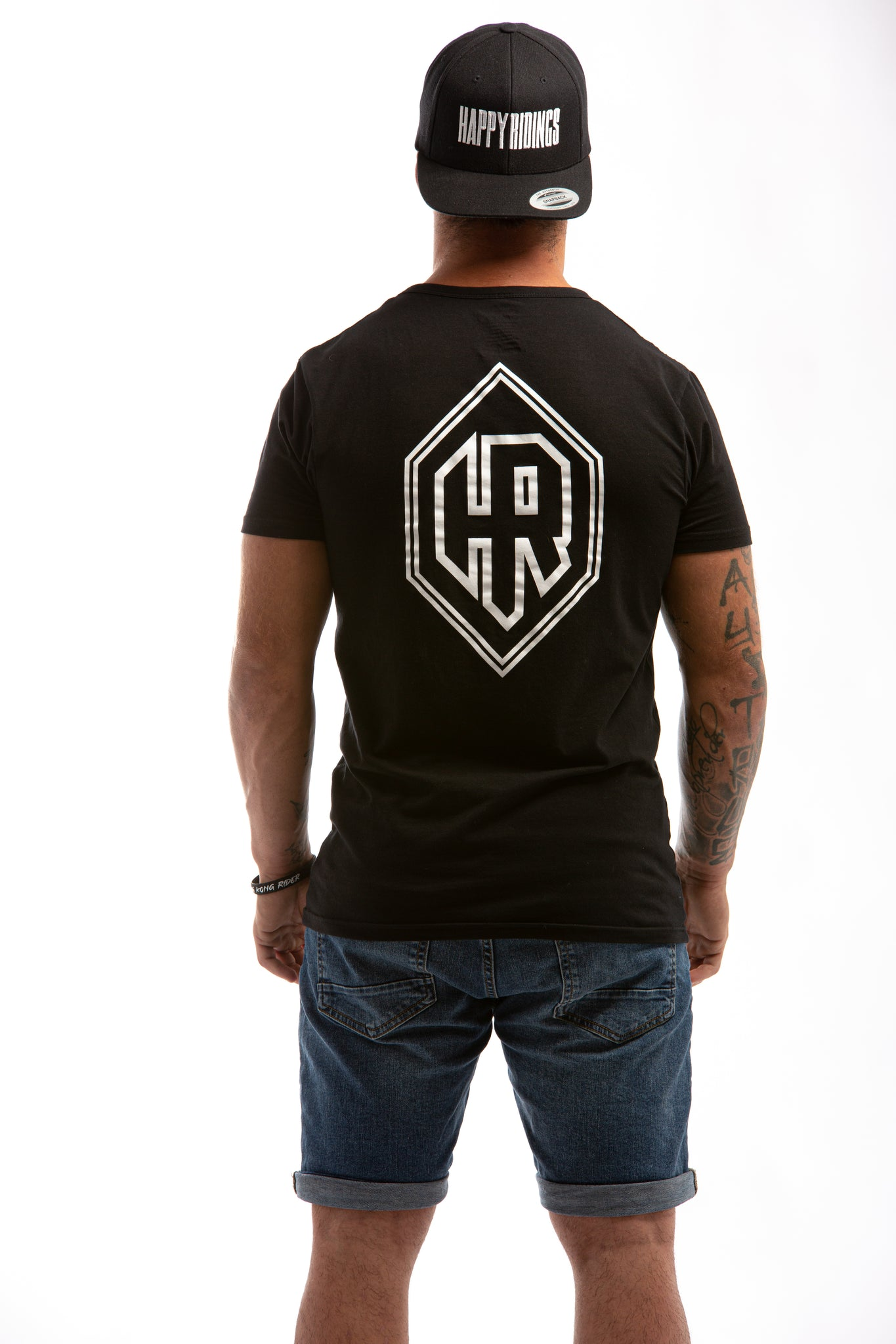 Happy Ridings T - Shirt