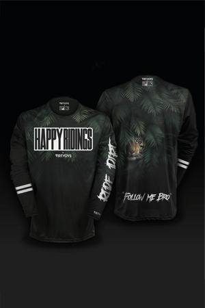 "Happy Ridings Jersey ""TIGER"""