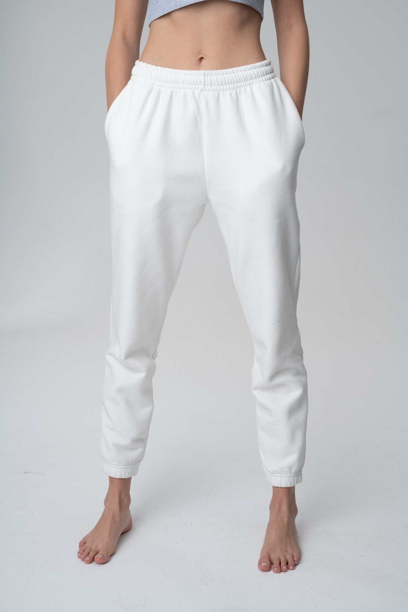 Off White Thin Sweatpants - LesGoodies