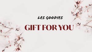 Les Goodies Gift Card - Les Goodies