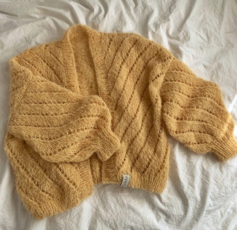 Fiona Alpaca Sweater - Les Goodies