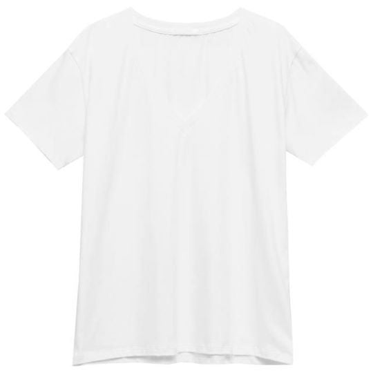 Basic V-neck Top - Les Goodies