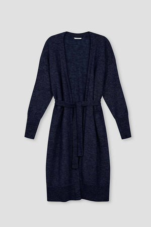 LAVA NAVY CARDIGAN - Les Goodies