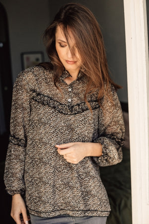 Leopard Pattern Shirt - Les Goodies
