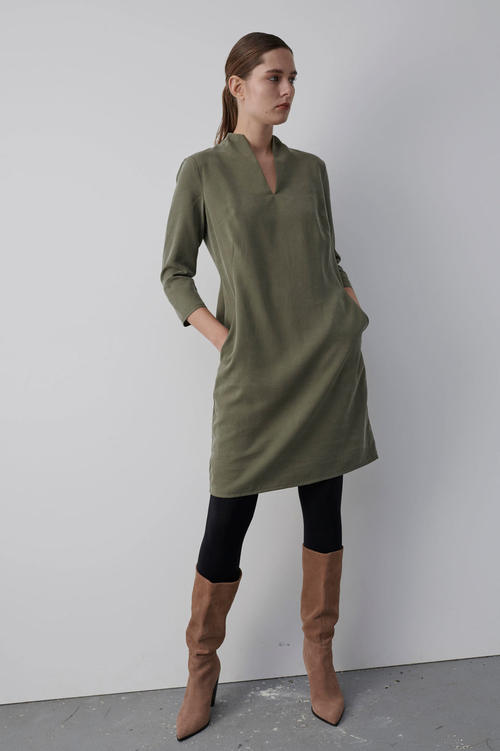 Lora Casual Dress - Les Goodies