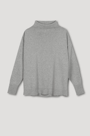 Luna Grey Sweater - Les Goodies
