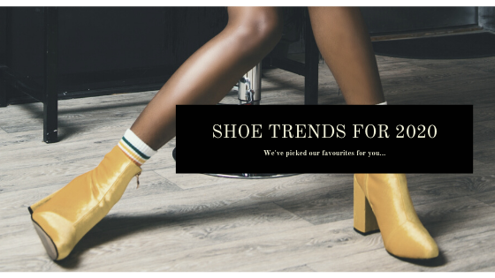 Shoes Trends For Spring 2020