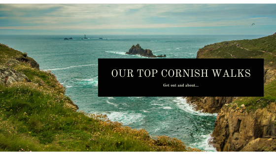 Our Top Cornish Walks