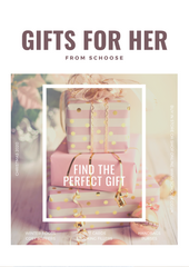 Schoose Christmas Gift Guide For Her
