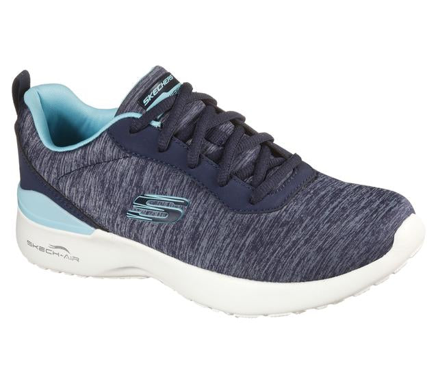Skechers Skech-Air Dynamight PARADISE WAVES 149344 Navy/Aqua