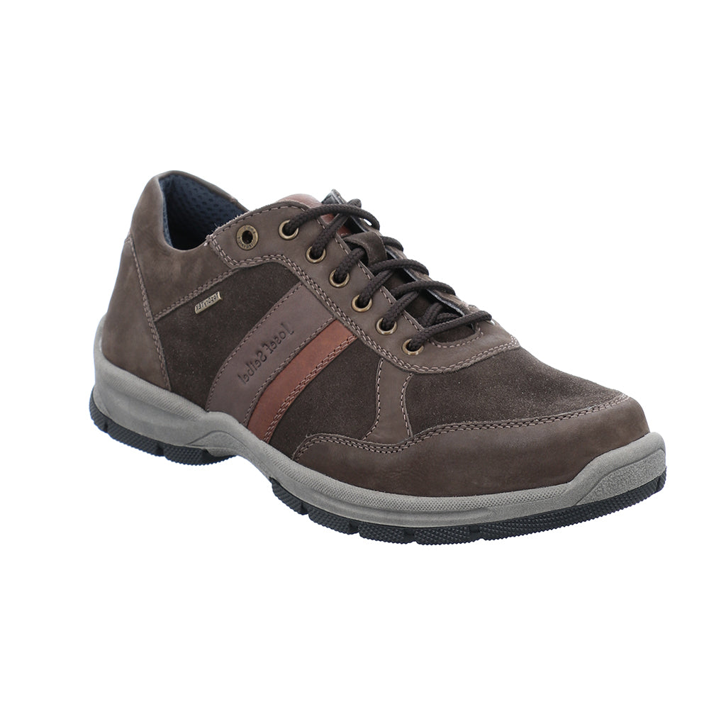 Josef Seibel Lenny 51 Waterproof Shoe Brown Combi
