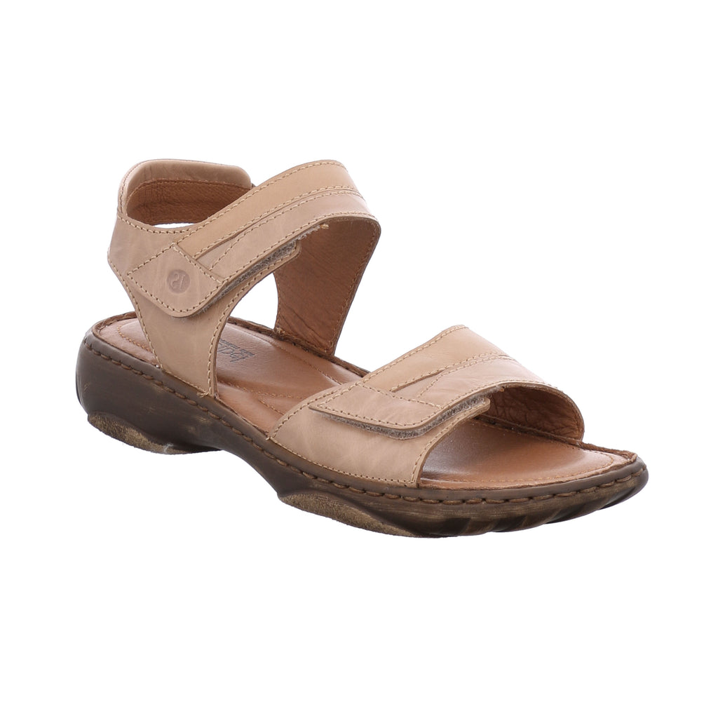 Josef Seibel Debra 19 Adjustable Sandal Beige