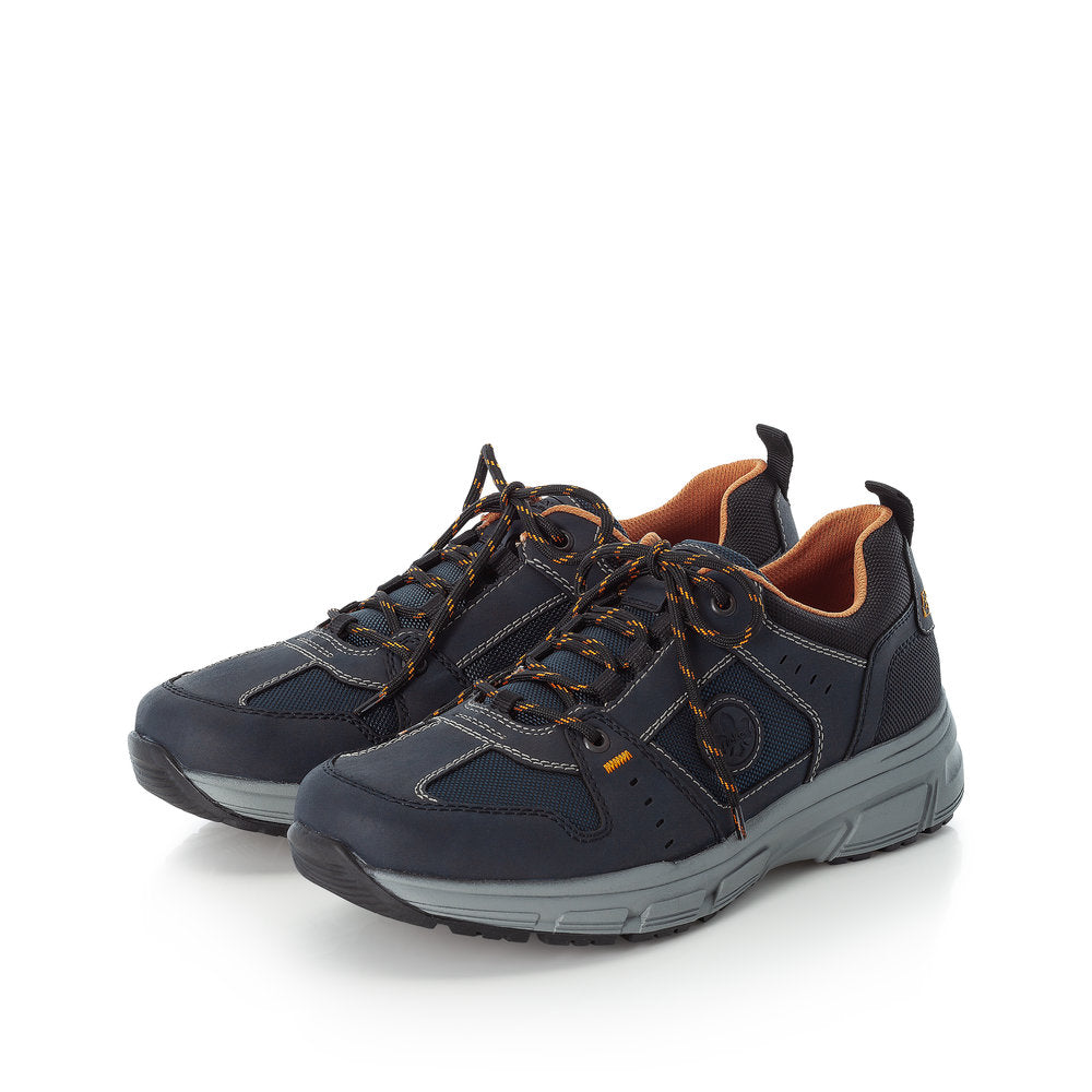 Rieker B6922-14 Men's Active Shoe Navy/Black