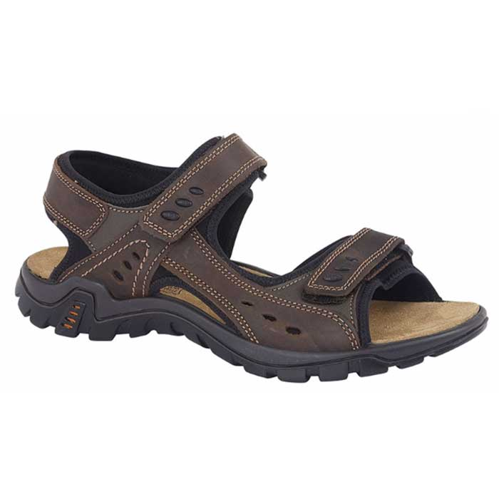 Imac Trail Sandal M222B Brown