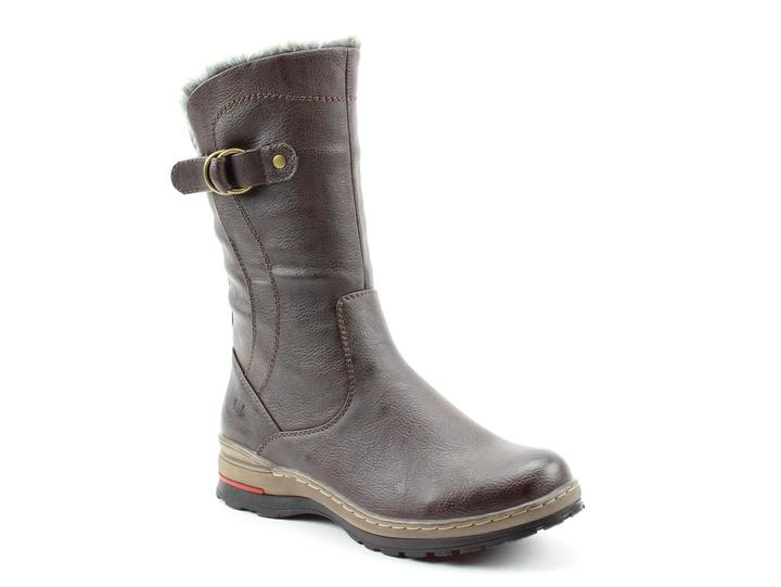 Heavenly Feet Bramble Boot Chocolate Brown