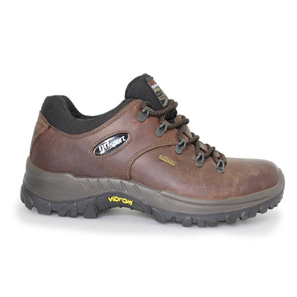 Grisport Dartmoor Trekking Shoe Brown