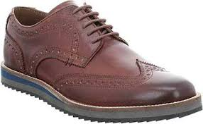 Josef Seibel Yannik 01 Lace up brogue cognac