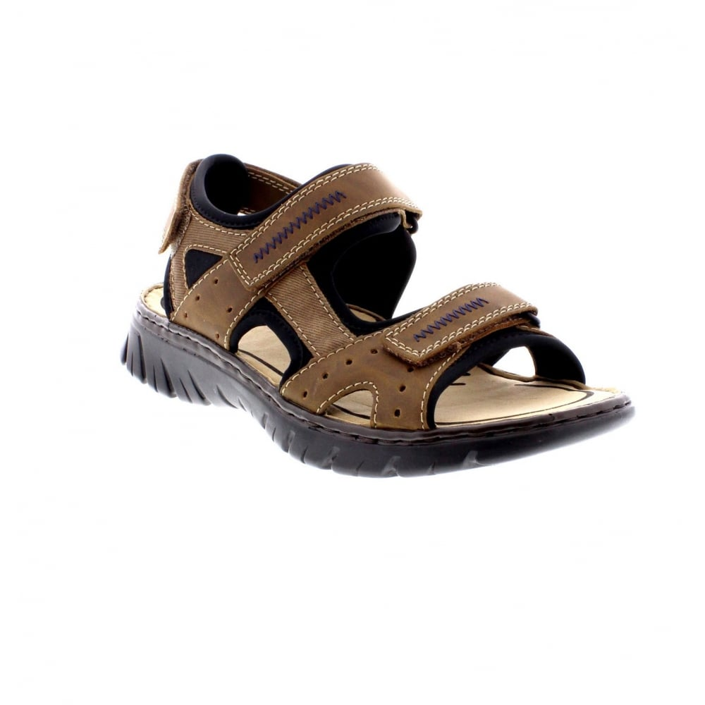 Rieker Trail Sandal 26757-24 Brown