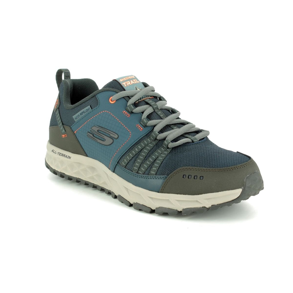 Skechers 51591 Escape Plan Trainer Navy