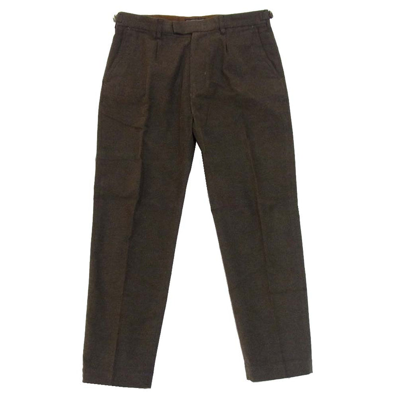 LOST CONTROL ロストコントロール L18A2-3024 Loser Trousers トラウザーズ パンツ ブラウン系 4【中古】