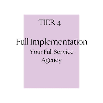 Tier 4: Full Implementation