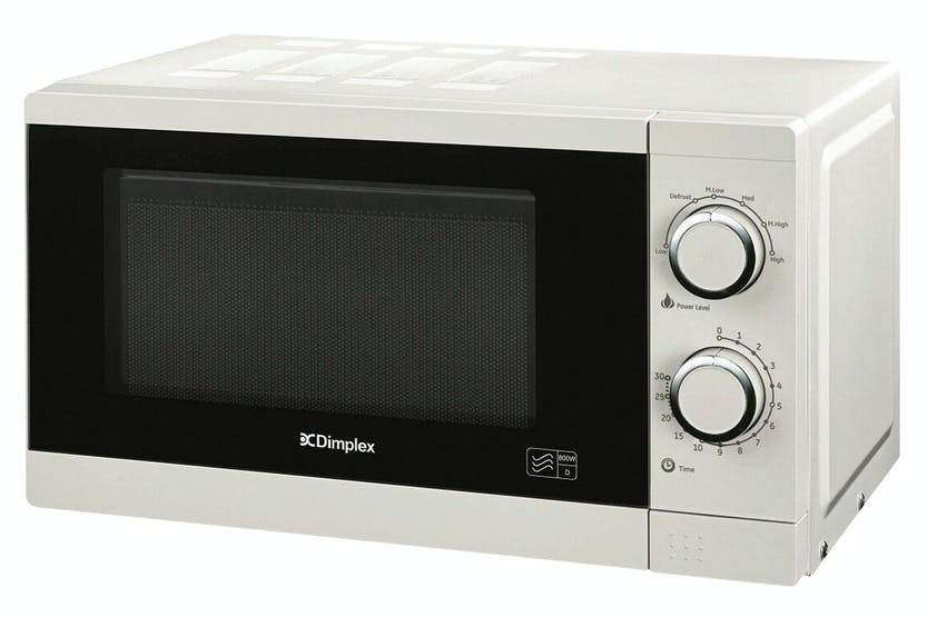 DIMPLEX 700WATT MICROWAVE MANUAL CONTROL