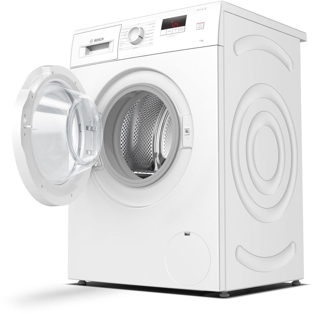 BOSCH Washing machine, front loader7 kg 1400 rpm WAJ28008GB