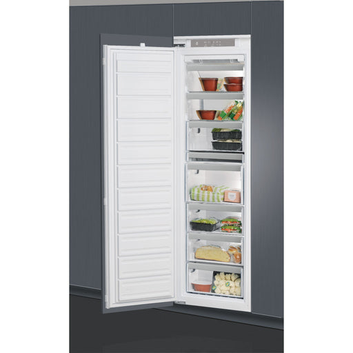 WHIRLPOOL integrated upright freezer: white  AFB1843 A+