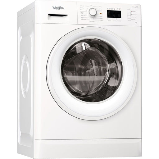 WHIRLPOOLfreestanding front loading washing machine: 7kg - FWL71253W UK