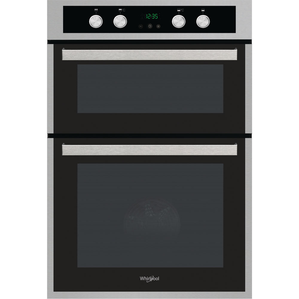 HOTPOINT DD2844CIX BUILT IN DOUBLE OVEN: ELECTRIC